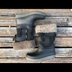 L.L Bean Lined Winter Boots